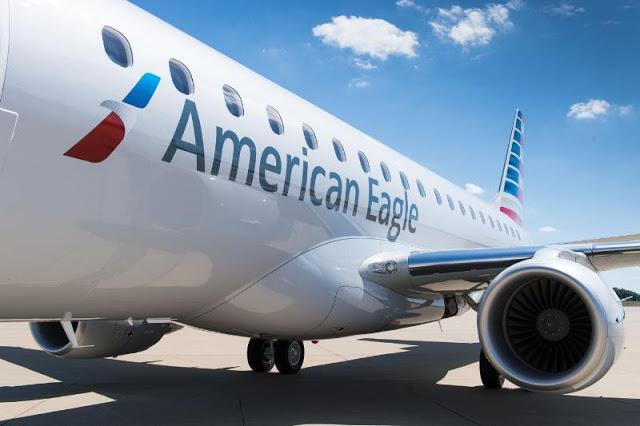 American Airlines inicia su nueva ruta Miami-Mérida.