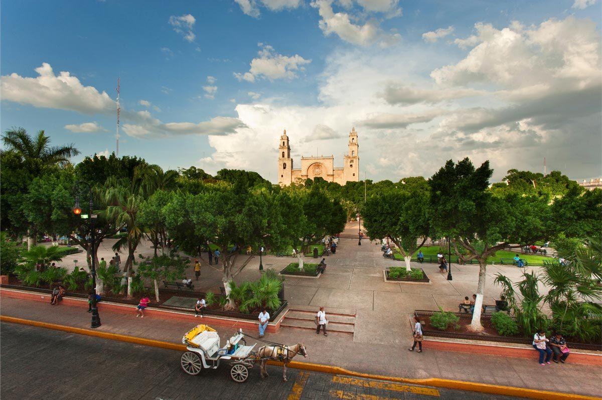 Logra Yucatán histórico aumento de turismo.